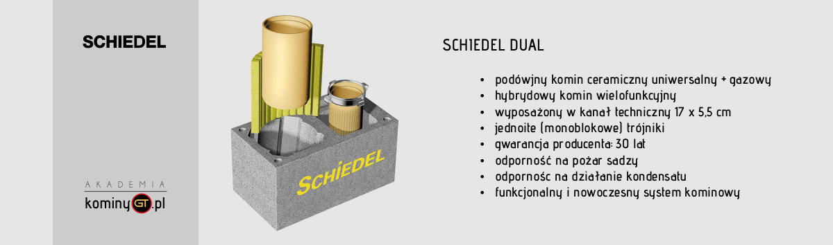 Schiedel Dual