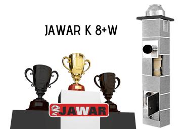 Komin do gazu nr 1 Jawar K 8+W