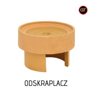 Odskraplacz ceramiczny