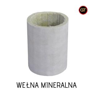 Izolacja komina Hoch wełna mineralna
