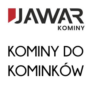 Komin do kominka Jawar
