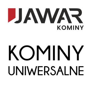 Kominy uniwersalne Jawar