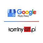 Certyfikat Google Moja Firma kominyGT.pl