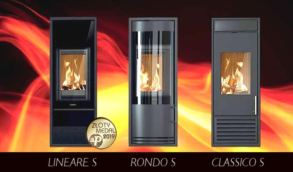 Schiedel kingfire Classico Rondo Lineare