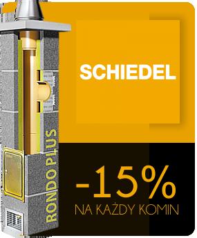 Promocja kominy Schiedel